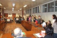 03/12/08: Elezione del mini-sindaco Claudia Cassata  - San mauro castelverde (1360 clic)