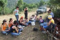 Escursione organizzata dall'ACR San Mauro - Sulle tracce di San Gregorio e della chiesa dell'Annunziata. 23 giugno 2007  - San mauro castelverde (1092 clic)