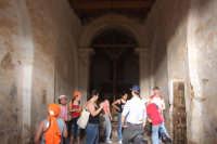 Escursione organizzata dall'ACR San Mauro - Interno della chiesa dell'Annunziata. 23 giugno 2007  - San mauro castelverde (1114 clic)