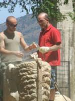 Il segreto del mare - Arte in piazza. Il mecenatismo artistico dal 27 luglio al 3 agosto 2008 a cura della Polifemoart.  - San mauro castelverde (934 clic)