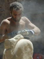 Il segreto del mare - Arte in piazza. Il mecenatismo artistico dal 27 luglio al 3 agosto 2008 a cura della Polifemoart.  - San mauro castelverde (835 clic)