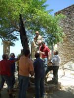 Il segreto del mare - Arte in piazza. Il mecenatismo artistico dal 27 luglio al 3 agosto 2008 a cura della Polifemoart.  - San mauro castelverde (729 clic)