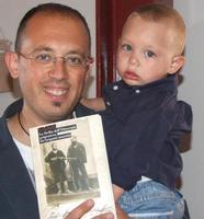 Io, Antonio e la mia ultima pubblicazione (886 clic)