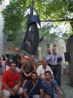 Il segreto del mare - Arte in piazza. Il mecenatismo artistico dal 27 luglio al 3 agosto 2008 a cura della Polifemoart. Tutti gli artisti  - San mauro castelverde (1159 clic)