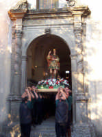 Processione di San giorgio protettore dei cavalieri di San Mauro Castelverde  - San mauro castelverde (7170 clic)
