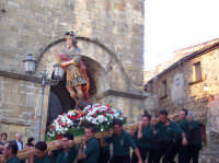 Processione di San Giorgio Processione di San Giorgio protettore dei cavalieri di San Mauro Castelverde  - San mauro castelverde (9448 clic)