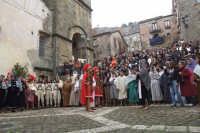 Gesù condannato a morte - A Visària (Via Crucis vivente)a cura dell'Associazione Culturale e Musicale l'Eremo. 21 marzo 2008.   - San mauro castelverde (1718 clic)