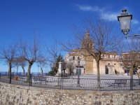 U chianu con il campanile della chiesa di san mauro. Foto realizzata da Giovanni Sarlo  - San mauro castelverde (4882 clic)