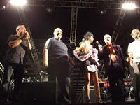 Dolcenera in concerto a San Mauro Castelverde 1 luglio 2012 (1743 clic)