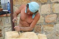 II Happening di scultura a Finale di Pollina. Organizzato da Mimmo Castiglia dal 1 al 4 maggio 2008.  - Pollina (3014 clic)