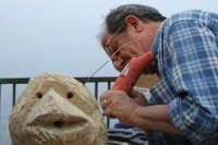 II Happening di scultura a Finale di Pollina. Organizzato da Mimmo Castiglia dal 1 al 4 maggio 2008.  - Pollina (3937 clic)