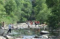 Traversata del fiume Pollina e delle Gole di Tiberio.  - San mauro castelverde (4142 clic)