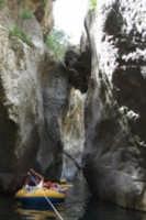 Traversata  delle Gole di Tiberio.  - San mauro castelverde (1170 clic)