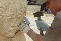 II Happening di scultura a Finale di Pollina. Organizzato da Mimmo Castiglia dal 1 al 4 maggio 2008.  - Pollina (3143 clic)