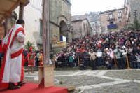 A Visària (Via Crucis vivente) organizzata dall'Associazione Culturale e Musicale l'Eremo.  - San mauro castelverde (3440 clic)