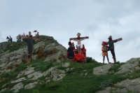 A Visària (Via Crucis vivente) organizzata dall'Associazione Culturale e Musicale l'Eremo.  - San mauro castelverde (3362 clic)