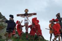 A Visària (Via Crucis vivente) organizzata dall'Associazione Culturale e Musicale l'Eremo.  - San mauro castelverde (3336 clic)