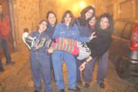I meccanici maurini con donna Rosa la timidona. Maschere di carnevale.  - San mauro castelverde (8453 clic)