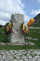 Primo maggio 2009 - Portella della Ginestra  - Portella della ginestra (6287 clic)