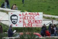 Primo maggio 2009 - Portella della Ginestra  - Portella della ginestra (6334 clic)