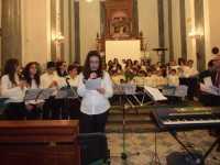 Concerto natalizio della scuola Mauro Leonarda  - San mauro castelverde (3409 clic)
