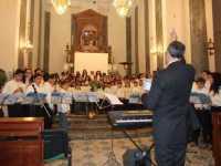 Concerto natalizio della scuola Mauro Leonarda  - San mauro castelverde (3342 clic)