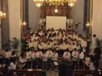 Concerto natalizio della scuola Mauro Leonarda  - San mauro castelverde (3380 clic)
