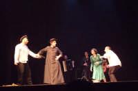 Parole e gesti. Memoria delle Madonie - Rappresentazione teatrale a cura del Teatro Libero. 26 dicembre 2007  - San mauro castelverde (929 clic)