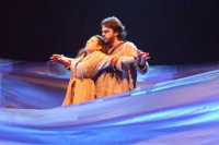 Parole e gesti. Memoria delle Madonie - Rappresentazione teatrale a cura del Teatro Libero. 26 dicembre 2007  - San mauro castelverde (1045 clic)