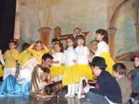 Spettacolo natalizio a cura dell'Acr di San Mauro.  - San mauro castelverde (3396 clic)