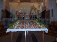 Giovedì Santo: A cena  - San mauro castelverde (6100 clic)