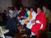 Giovedì Santo: A lavanna di pieri  - San mauro castelverde (6327 clic)