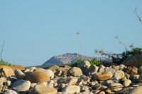 Il paese a 1100 visto dalla sua spiaggia.  - San mauro castelverde (1146 clic)