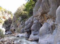 Gole di Tiberio  a San Mauro Castelverde (7253 clic)
