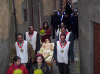 Venerdì Santo: la processione del Cristo morto  - San mauro castelverde (6250 clic)