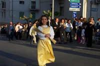 CASTELVETRANO CENTRO STORICO - PENULTIMA DOMENICA DI MAGGIO - CORTEO STORICO DI SANTA RITA Santa Rita Bambina  - Castelvetrano (4215 clic)