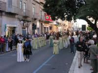 Corteo Storico di Santa Rita - Corteo delle vergini nuziale  - Castelvetrano (7150 clic)