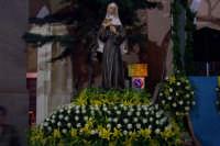 CASTELVETRANO - CORTEO STORICO DI SANTA RITA- Statua di Santa Rita  - Castelvetrano (3940 clic)