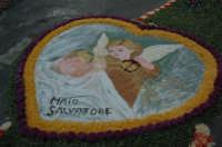 Infiorata 2007....l'autore del quadro è Maio Salvatore.  - San pier niceto (4807 clic)