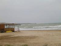 Chalet sulla spiaggia  - Punta braccetto (4358 clic)