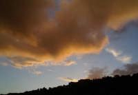 Collina Itria al tramonto  - Modica (3844 clic)