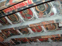 Tetto ligneo della Cattedrale  - Nicosia (4679 clic)