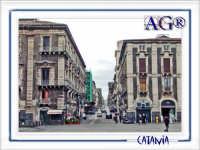 Piazza Duomo e Via Garibaldi  - Catania (3410 clic)