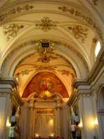 ALTARE MAGGIORE CHIESA DI SAN ALFIO DI TRECASTAGNI  - Trecastagni (3265 clic)