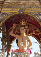 PRIMO PIANO DEL SIMULACRO SAN.SEBASTIANO MARTIRE. SI FESTEGGIA IL 20 GENNAIO  - Acireale (1710 clic)