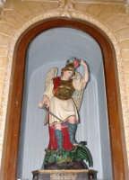 SAN. Michele Arcangelo che si trova nella chiesa madre del purgatorio a CanicattiniBagni (SIRACUSA )  - Canicattini bagni (4384 clic)