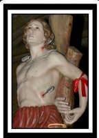 SAN. SEBASTIANO che si trova nella chiesa madre del purgatorio a CanicattiniBagni (SIRACUSA )che si festeggia l^ultima domenica di Aprile  - Canicattini bagni (4282 clic)