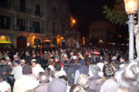20 Gennaio 2006 san.Sebastiano,arriva in piazza Duomo   - Acireale (1498 clic)