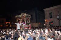 20 Gennaio 2006 san.Sebastiano,arriva in piazza Duomo  - Acireale (2073 clic)