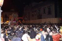 20 Gennaio 2006 san.Sebastiano,arriva in piazza Duomo  - Acireale (1539 clic)